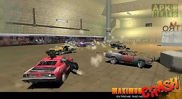 Maximum crash: extreme racing