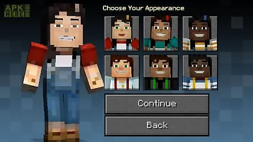 Minecraft: story mode v1 33 for Android free download at Apk