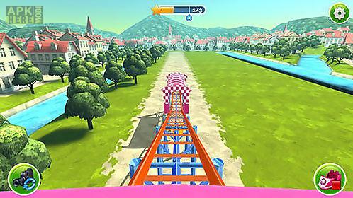 Build Your Own Roller Coaster - Roller Coaster Games ...