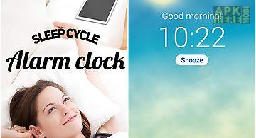 Sleep cycle: alarm clock
