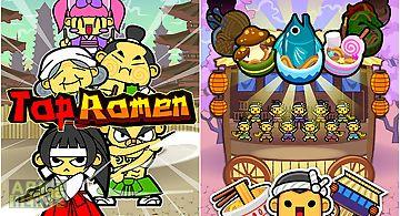 Tap ramen: idle clicker game