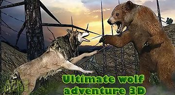 Ultimate wolf simulator emergent for Android free download