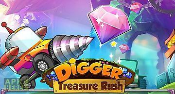 Digger 1: treasure rush