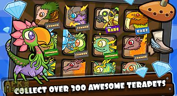 Terapets 2 train monsters camp