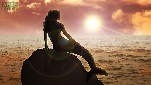 mermaid girl wallpaper hd for android free download at apk