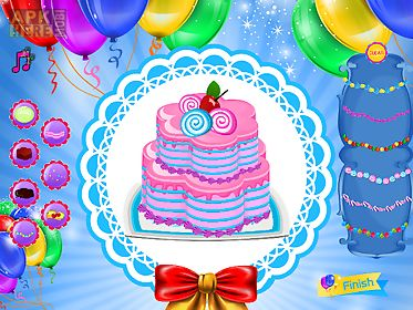 party cake decoration