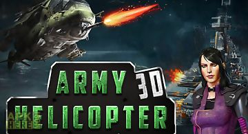 Army hellicopter 3d