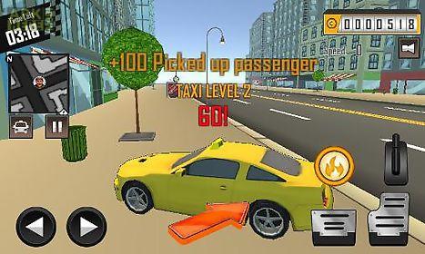 crazy driver: taxi duty 3d part 2