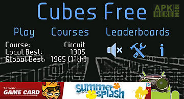 Cubes free