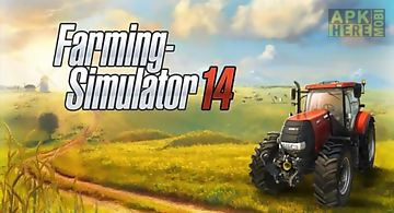 Farming simulator 14 hd