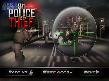 city police vs murder criminal