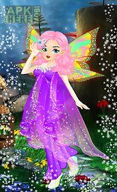 fairytale princess dress up