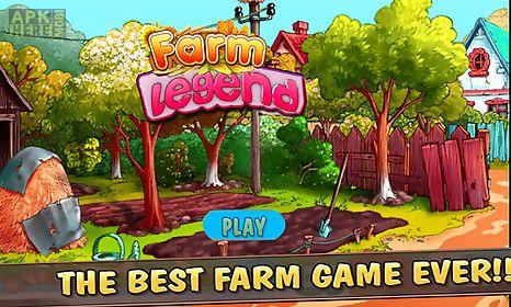farm legend : happy city 2016