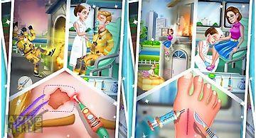 Fire emergency doctor