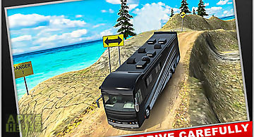 Hill drive bus simulator 2016