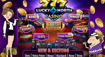 Lucky north casino - jackpot