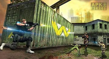 Modern sniper combat