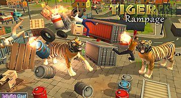 Tiger rampage simulator 3d