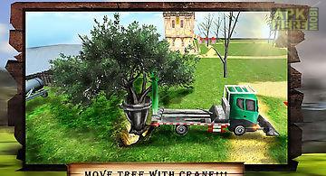 Tree mover farmer sim 2015