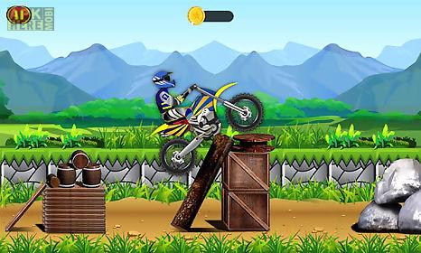 trial dirt bike racing: mayhem