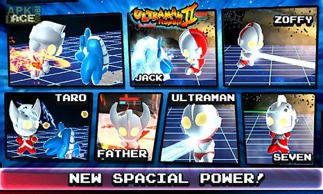 ultraman rumble2:heroes arena
