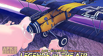 Ace academy: legends of the air ..