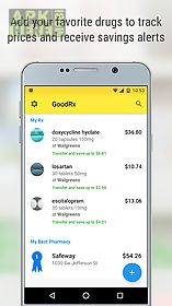 88fce4ac0f9f Goodrx drug prices and coupons for Android free download at Apk Here ...