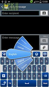 keyboard for