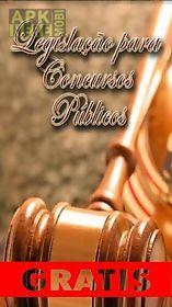 leis para concursos públicos