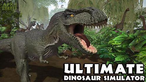 Ultimate dinosaur simulator mosasaurus android / ios gameplay.