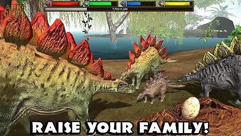 Ultimate dinosaur simulator скачать бесплатно на андроид есть ссылка.