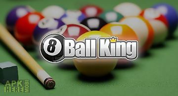 8 ball king: pool billiards