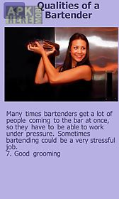 bartender guide book