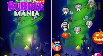 Candy bubble mania: happy pumpki..