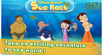 Chhota bheem sea race