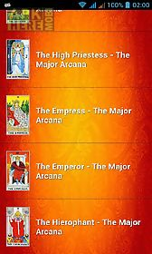 cool tarot cards