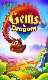 gems and dragons: match 3