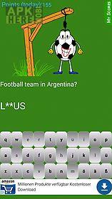 i like football