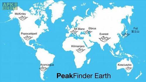 peakfinder earth original