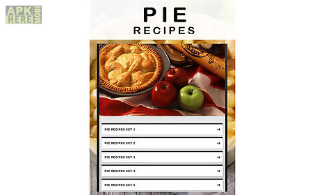 Pie recipe for android free download at apk here store apkherebi pie recipe app for android description pie recipes free welcome in this application you will have many tasty recipes for you easy use and cookinglist forumfinder Image collections