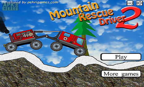 the mountain rescue