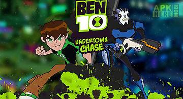 Undertown chase: ben 10