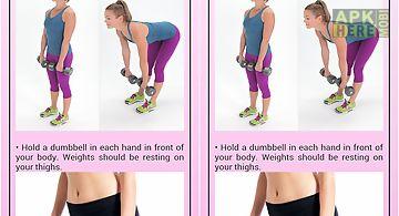 Women butt workout