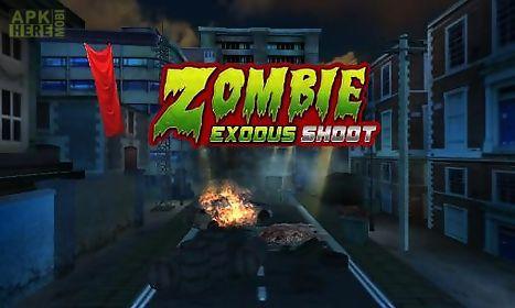 zombie exodus shoot