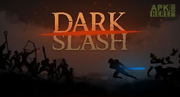 Dark slash: ninja