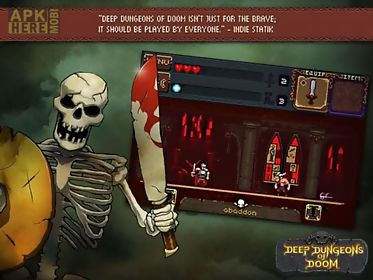 Deep dungeons of doom swift for Android free download at Apk Here