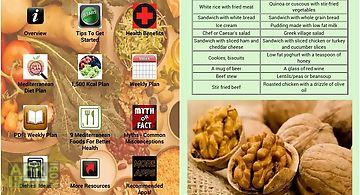 Mediterranean diet guide plans