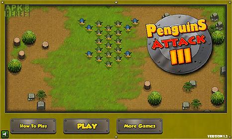 penguins attack 3 game
