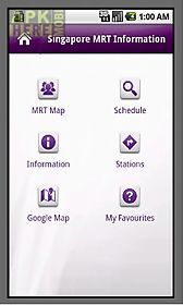 Singapore mrt info for Android free download at Apk Here