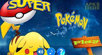 Super pokemon